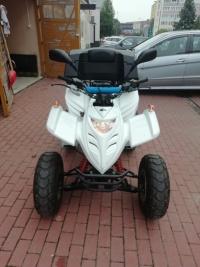QUAD ATV-50 homologacja zarejestrowany