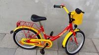 Sprzedam  rowerek dziecinny  rozmiar  kol  18