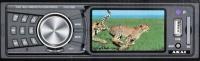 Multimedialne radio samochodowe  Z PILOTEM AKAI CAU-7380
