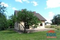 Dom z 2003/2004 roku - wolnostojący - Kawnice gm. Golina