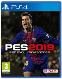 PRO EVOLUTION SOCCER PES 2019 PS4 XBOX ONE