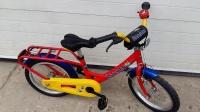 Sprzedam rower dziecinny rozmiar kół 16