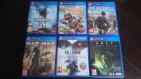 Gry PS4 - Sprzedam lu wymienię