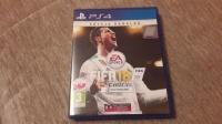 FIFA 18 PS 4 !!! Używana 15 h !!!
