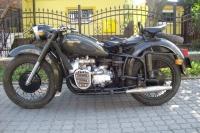 Motocykl k-750  1962r 80 rosji www.motobazar-prl.pl