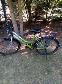 Sprzedam w idealnym stanie rower młodzieżowy !!!!