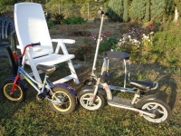 rowery hulajnogi dla dzieci - meble holenderskie Mielnica