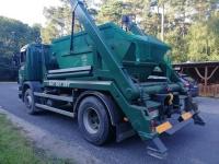 Wywóz gruzu i odpadów pobudowlanych mieszanych