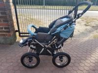 Wózek dziecięcy - spacerówka