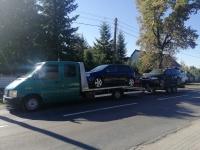 Transport samochodów,Maszyn rolniczych,Materiałów budowlanyc