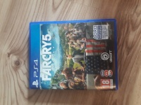 2x far cry 5 oraz fifa 18 PS4