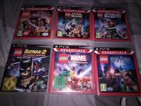 Playstation 3 gry Lego gta5