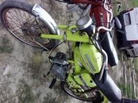 Cześci romet kadet motorynka koła rama bak kierownica