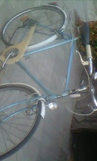 rower męski 28