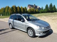 Sprzedam,Peugeot 206 SW 2.0 HDI