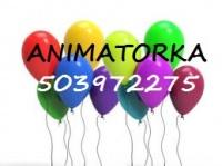 Animacje Animatorka Paulina