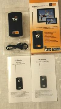 TV Mobilna M-T 5000 cyfrowy tuner, dekoder DVB-T Wi-Fi