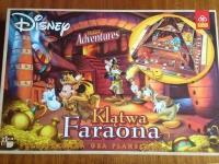 KLĄTWA FARAONA -Disney-Trefl 15 zł