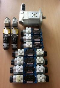 Rozdzielacz Rexroth 4WE6 C62/EG24 N9K4