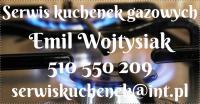 Podłączenia i naprawy kuchenek gazowych