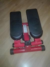 Sprzedam stepper hms s3032 czerwony z linkami