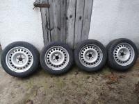 Koła zimowe 16 tki Mercedes