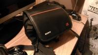 Sony a500, 3 obiektywy, pilot, torba