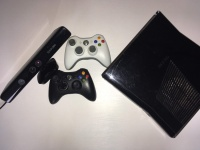 Xbox 360 z kinectem + 12 gier