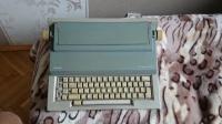 Elektroniczna maszyna do pisania (retro)
