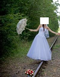Suknie ślubną Cena 700 PLN do neg.