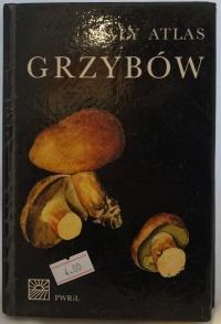 Książka Mały Atlas Grzybów