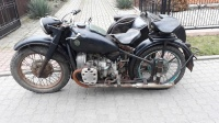 Motocykl M-72 1957r  80 rosji www.motobazar-prl.pl