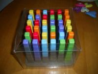 ThinkFun gra 36 CUBE (przestrzenne sudoku) 15 zł