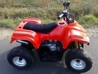 Quad, kład ATV 110 ze wstecznym