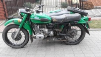 Ural M-67 www.motobazar-prl.pl 80 motocykli radzieckich
