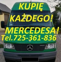 SKUP TOYOT I MERCEDESÓW - tel. 725 361 836
