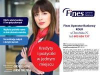 FINES OPERATOR BANKOWY KOŁO
