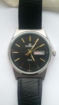 Sliczny zegarek Marshall