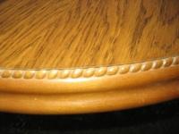 stół dębowy wielki