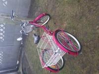 Sprzedam rower rechabilitacyjny 3 kolowy.