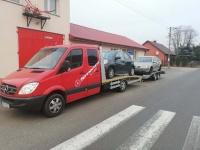 Autolaweta Laweta Usługi 24H Mercedes Sprinter