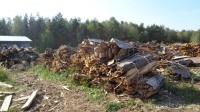 Drewno Opałowe Zrzyny tartaczne oraz Cięte