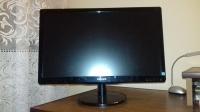 Monitor LED PHILIPS 226VLAB , 21.5 cala, glosniki