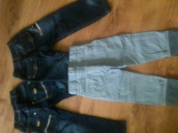 ubrania dla chłopca 98-104