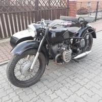 Motocykl k-750  1963r 80 rosji www.motobazar-prl.pl