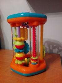 Zabawka ROLER firmy Dumel
