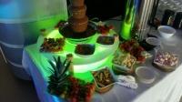 Fontanna czekoladowa na komunię, wesela, osiemnastki itp