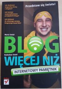 Książka - Blog, więcej niż Internetowy pamiętnik