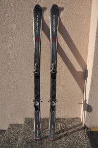 Narty DYNASTAR Driver X06 B2. Długość 162cm.