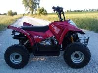 Kupię quada 0d 110 do 250cc może być uszkodzony